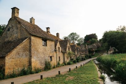 In Search Of The Most Beautiful Street In England - Arlington Row, Bibury (17)