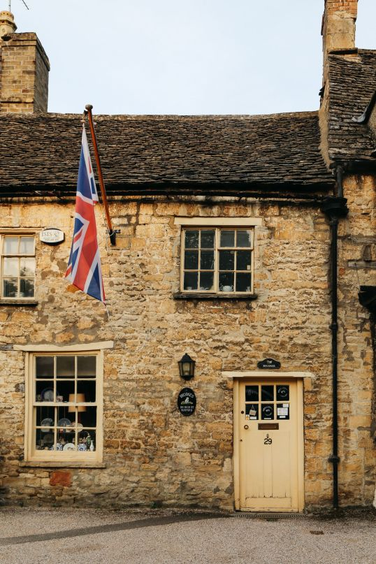 In Search Of The Most Beautiful Street In England - Arlington Row, Bibury (13)