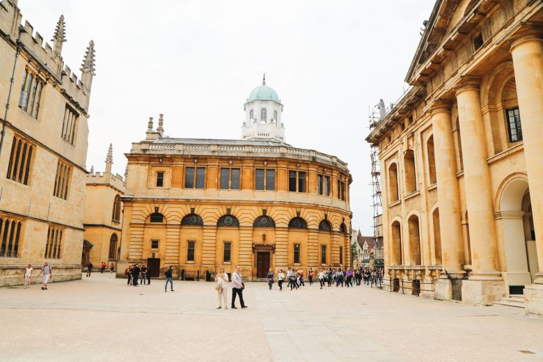 Sunny Days In Oxford! (26)