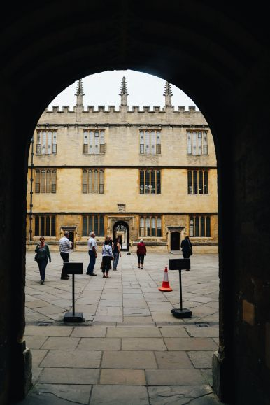 Sunny Days In Oxford! (2)