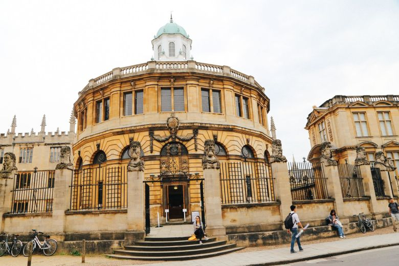 Sunny Days In Oxford! (60)
