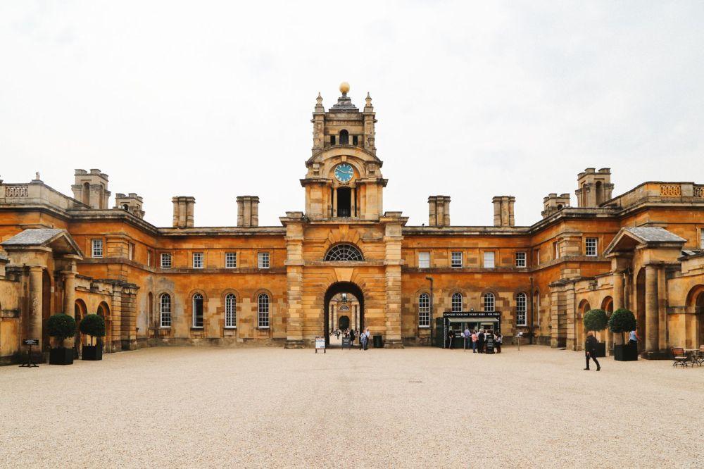 Visiting Blenheim Palace... (And The Marlborough Maze!) (2)