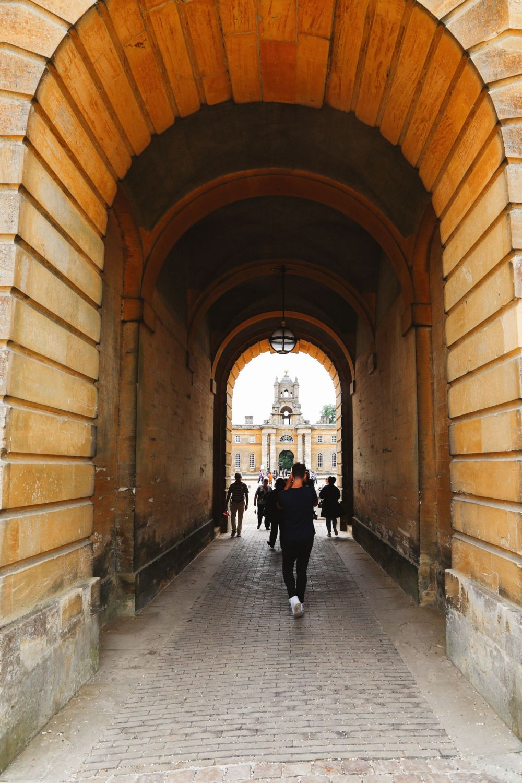 Visiting Blenheim Palace... (And The Marlborough Maze!) (6)
