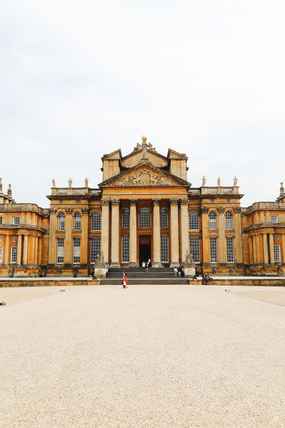 Visiting Blenheim Palace... (And The Marlborough Maze!) (9)