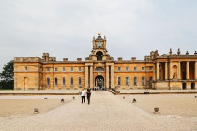 Visiting Blenheim Palace... (And The Marlborough Maze!) (10)