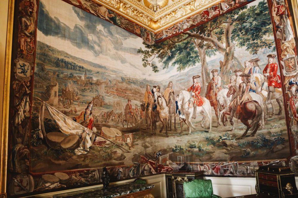 Visiting Blenheim Palace... (And The Marlborough Maze!) (21)