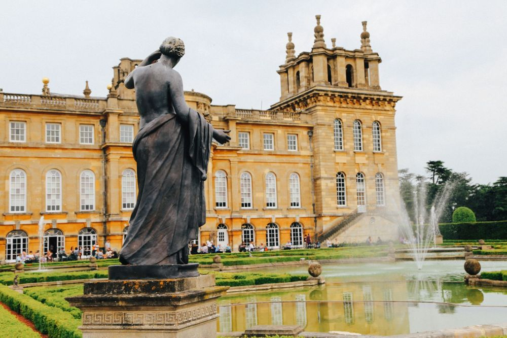 Visiting Blenheim Palace... (And The Marlborough Maze!) (39)