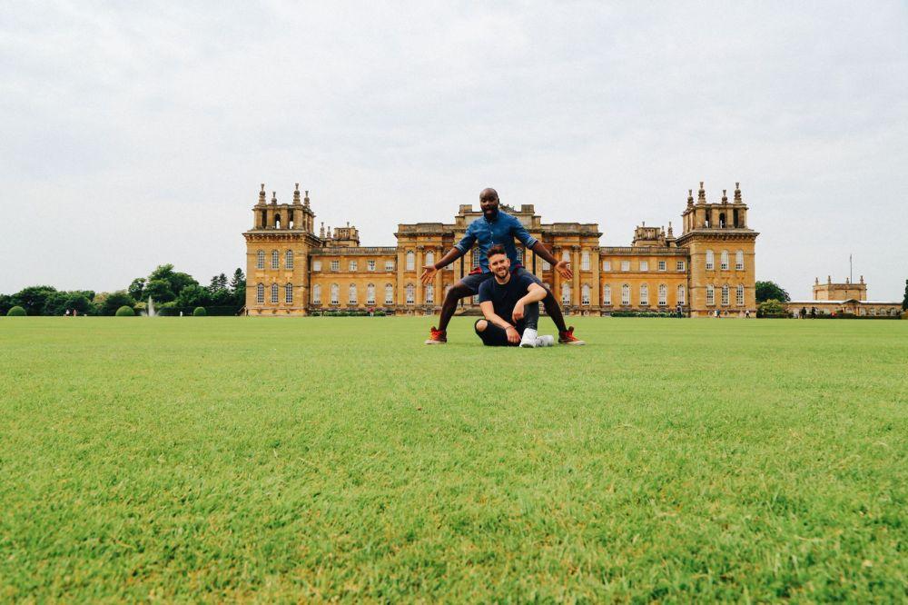 Visiting Blenheim Palace... (And The Marlborough Maze!) (54)