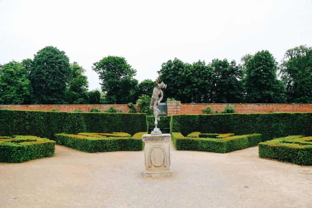 Visiting Blenheim Palace... (And The Marlborough Maze!) (64)