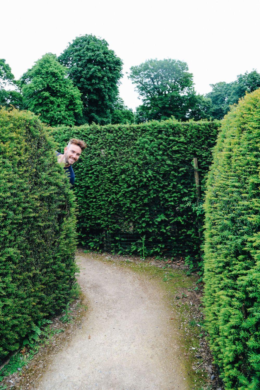 Visiting Blenheim Palace... (And The Marlborough Maze!) (65)
