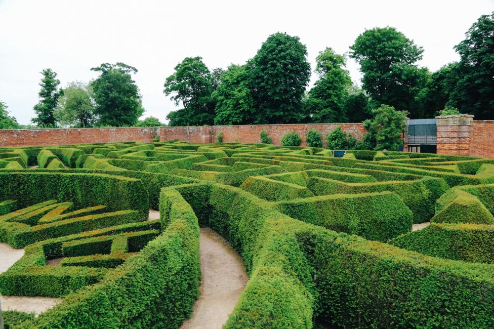 Visiting Blenheim Palace... (And The Marlborough Maze!) (70)