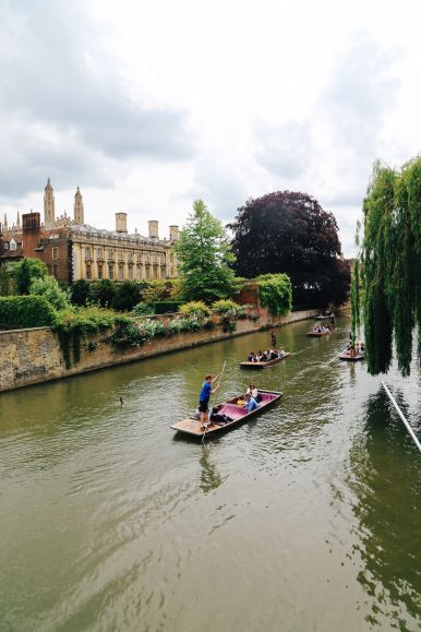 Returning To Grand Old Cambridge! (1)