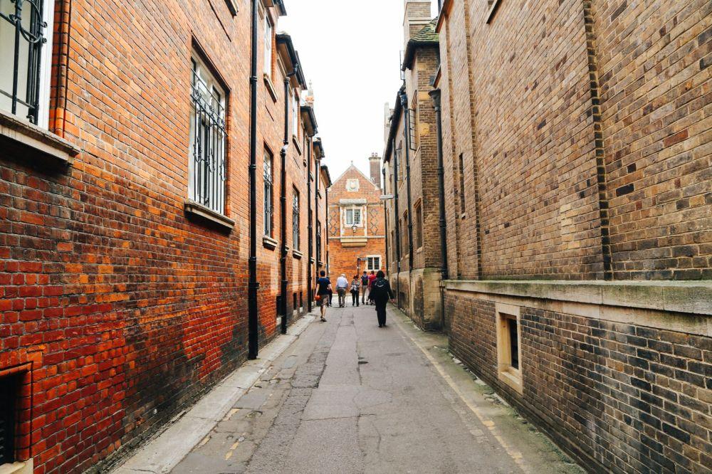 Returning To Grand Old Cambridge! (3)