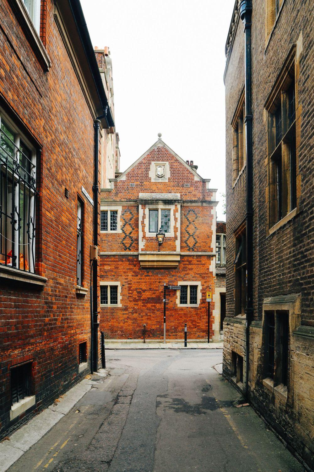 Returning To Grand Old Cambridge! (4)