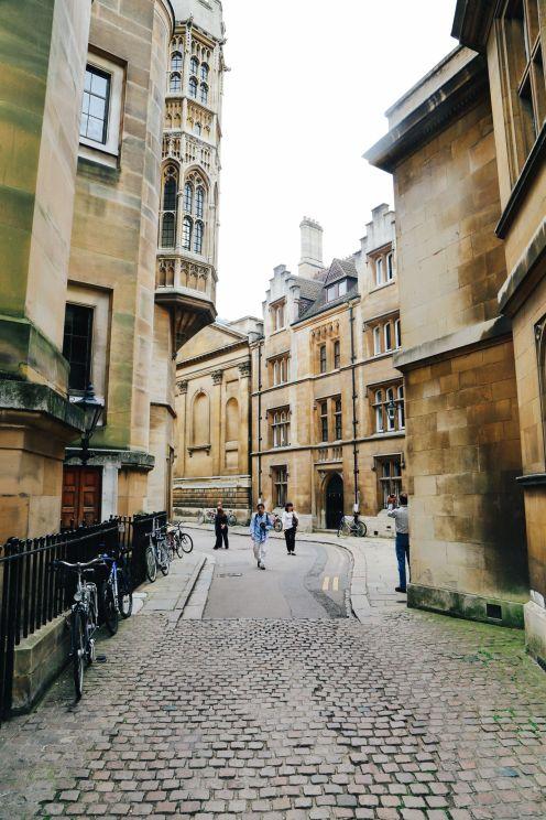 Returning To Grand Old Cambridge! (8)
