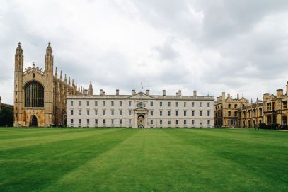 Returning To Grand Old Cambridge! (31)
