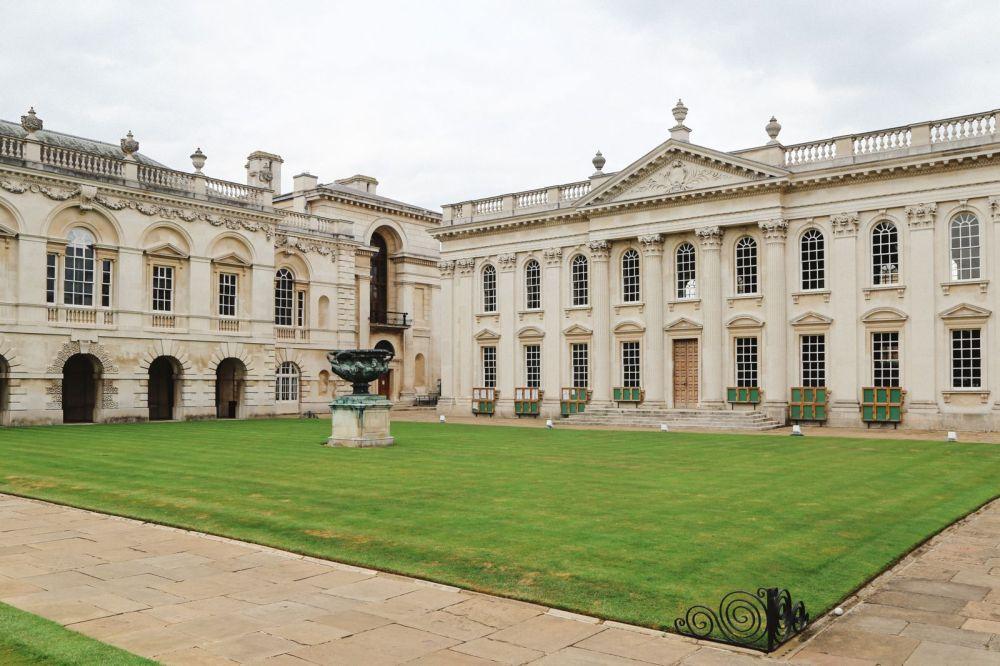 Returning To Grand Old Cambridge! (45)