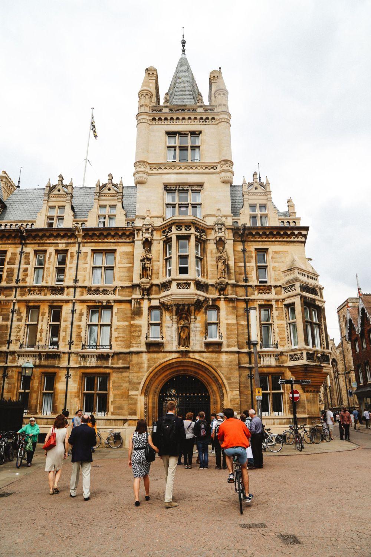 Returning To Grand Old Cambridge! (46)