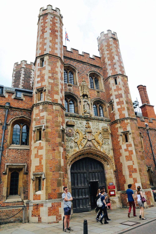 Returning To Grand Old Cambridge! (49)