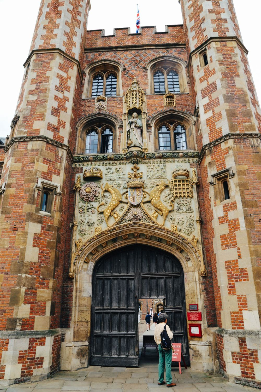 Returning To Grand Old Cambridge! (50)