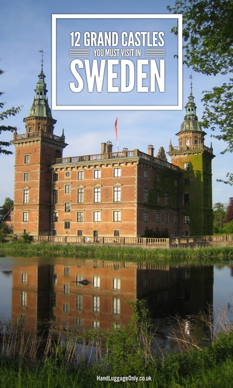 12 Magnificent Castles You Wouldn't Expect To See When Visiting Sweden (1)