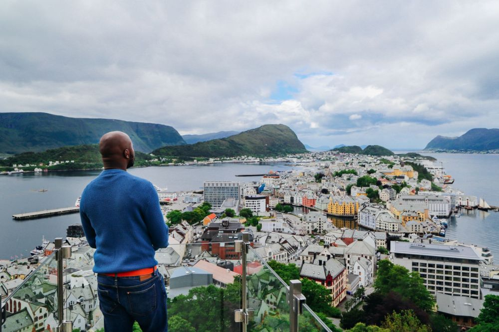 Arrival In Alesund, Norway - The Start Of Our Norwegian Road Trip! (22)