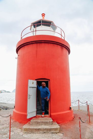 The Most Unique Place To Stay In Alesund, Norway - Molja Lighthouse! (7)