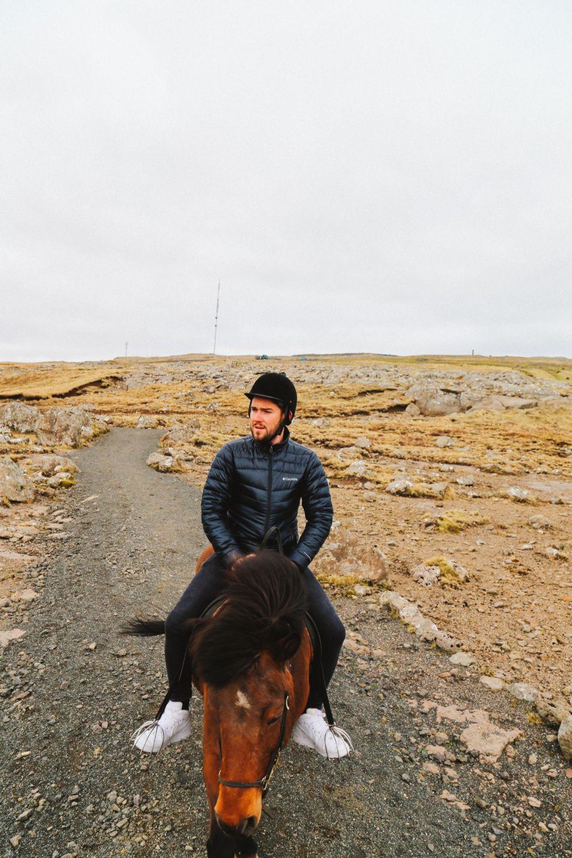 Horse Riding In The Faroe Islands... (40)