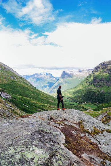 The Trek To The Highest Point In Geiranger, Dalsnibba...(And The Best View Of The Geirangerfjord) (14)