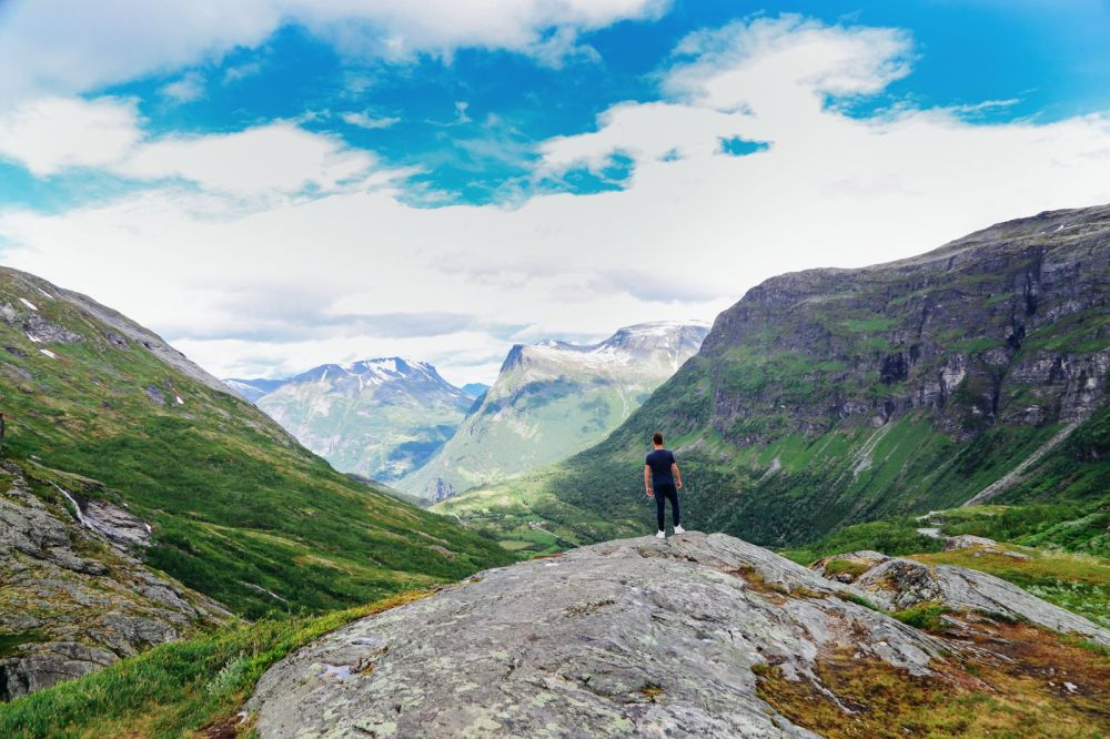 The Trek To The Highest Point In Geiranger, Dalsnibba...(And The Best View Of The Geirangerfjord) (18)