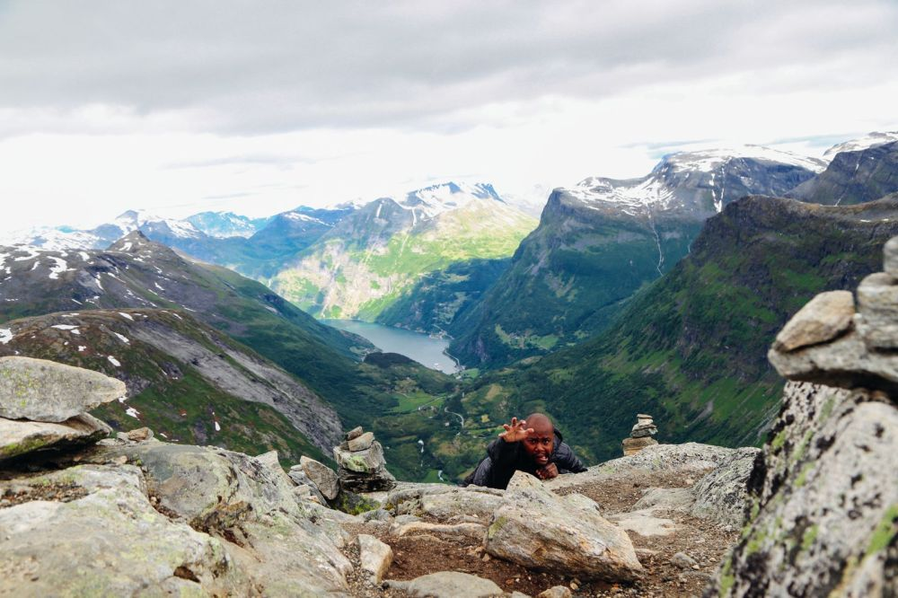 The Trek To The Highest Point In Geiranger, Dalsnibba...(And The Best View Of The Geirangerfjord) (38)