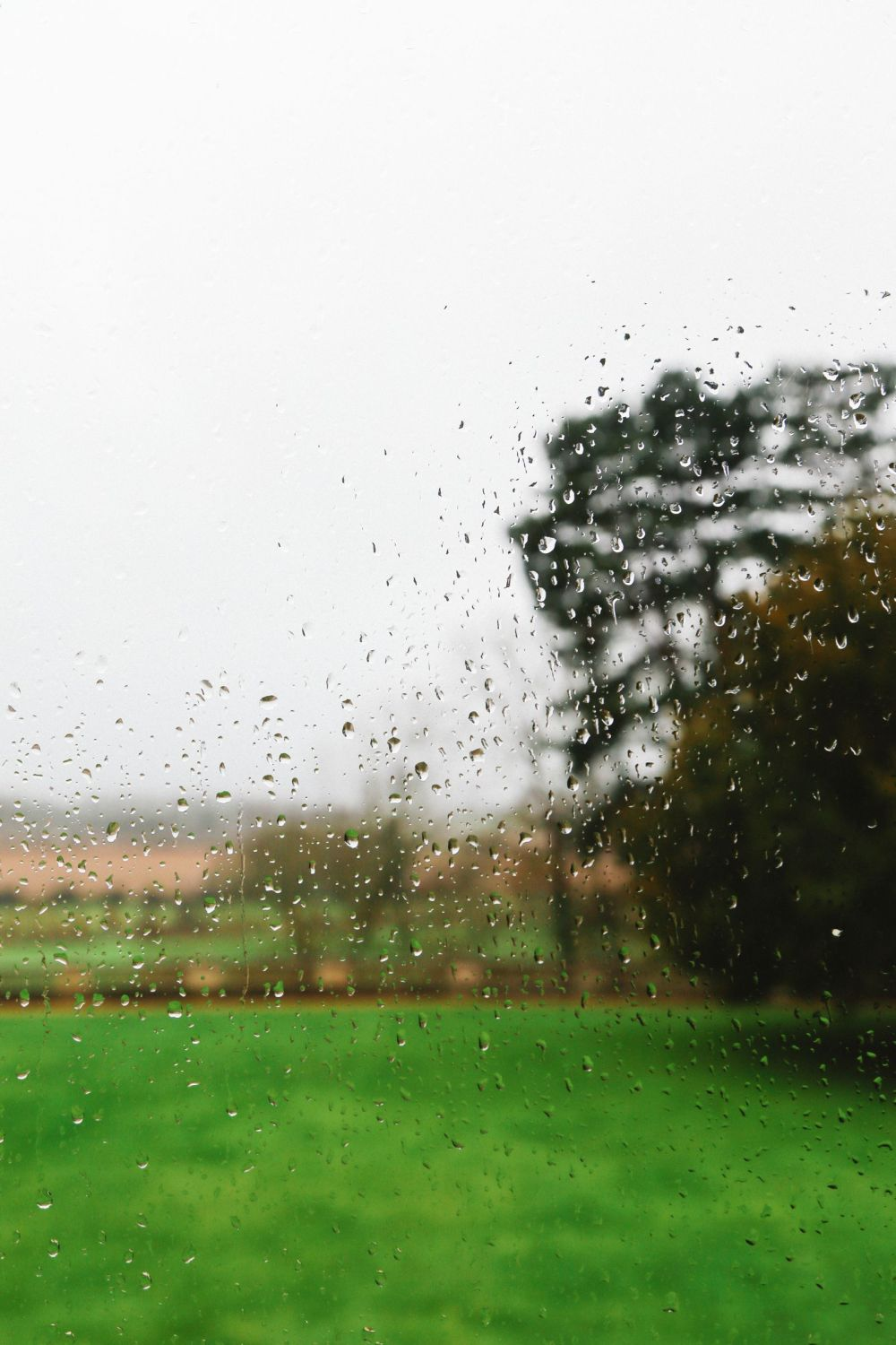 Rainy Days In The English Countryside... The Wood Norton, Bourton-On-The-Water, Broadway, Cotswolds, Stow-on-the-wold (1)