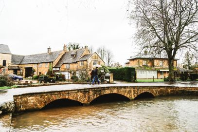 Rainy Days In The English Countryside... The Wood Norton, Bourton-On-The-Water, Broadway, Cotswolds, Stow-on-the-wold (10)