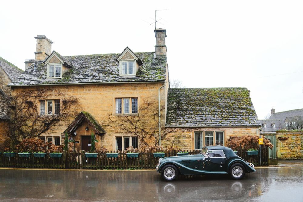 Rainy Days In The English Countryside... The Wood Norton, Bourton-On-The-Water, Broadway, Cotswolds, Stow-on-the-wold (21)