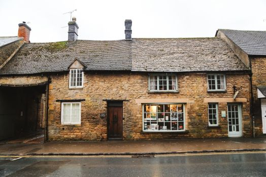 Rainy Days In The English Countryside... The Wood Norton, Bourton-On-The-Water, Broadway, Cotswolds, Stow-on-the-wold (36)