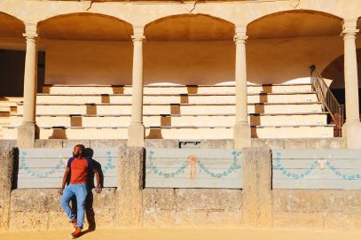 Toros And Ancient City Walks... In Ronda, Spain (19)