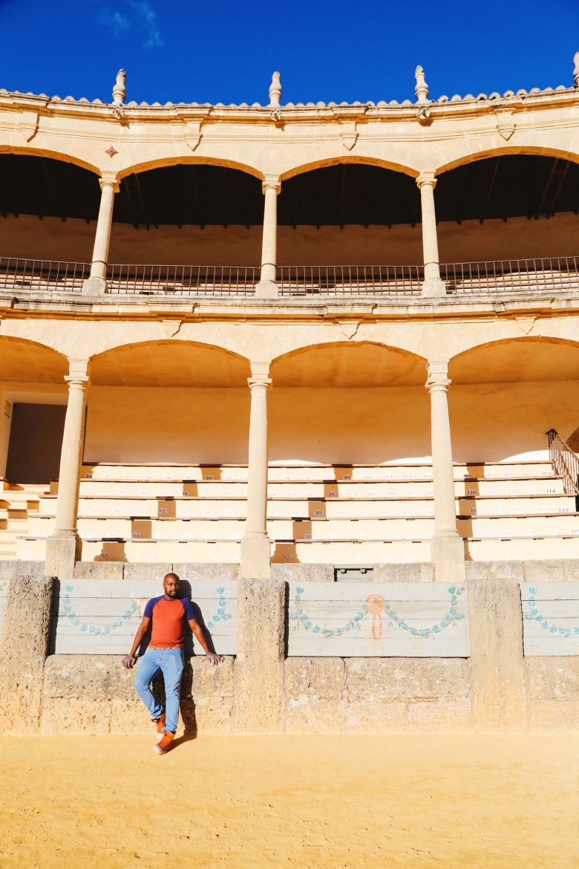 Toros And Ancient City Walks... In Ronda, Spain (20)
