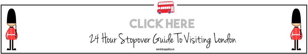 Stopover In London Visiting Guide 2