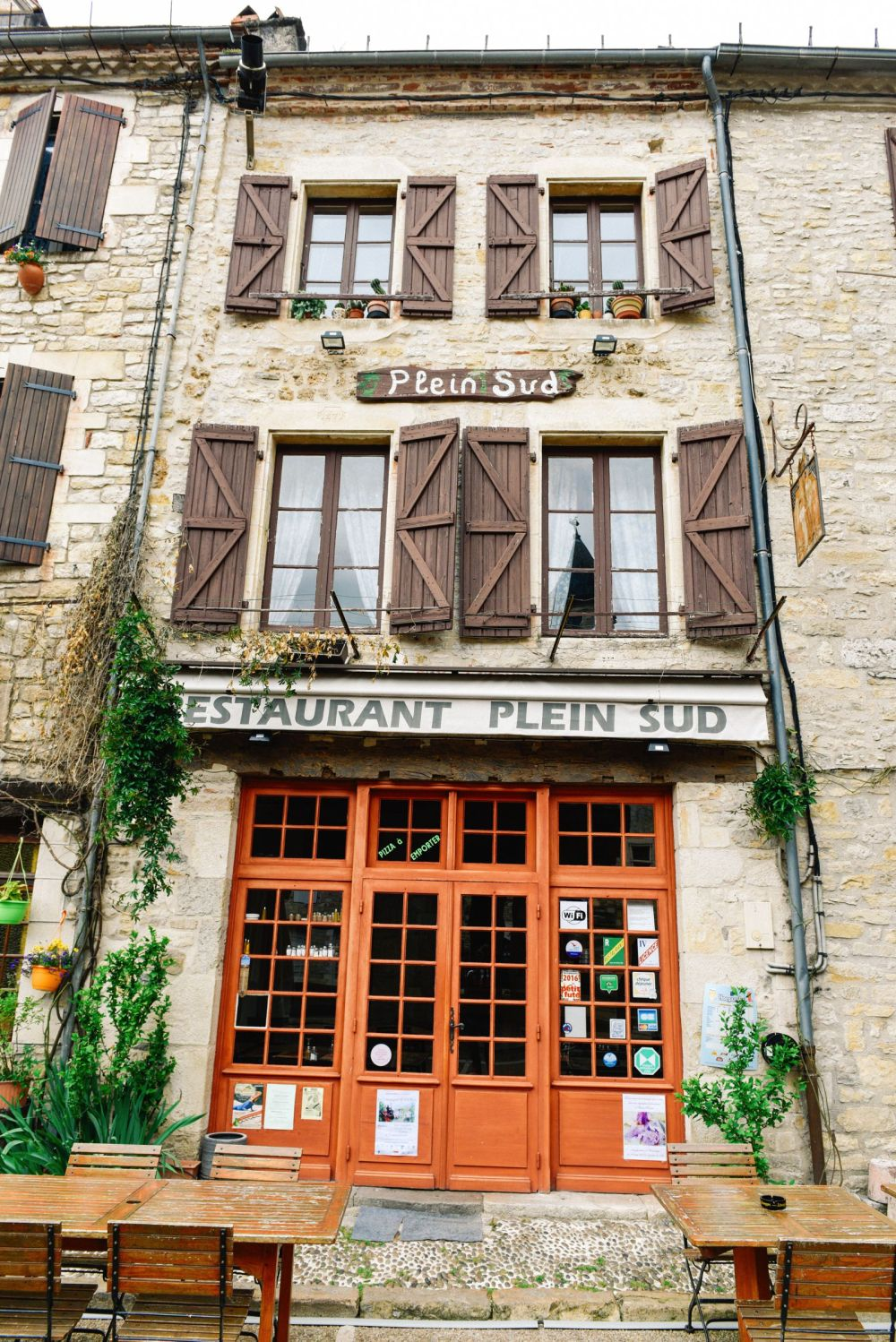 The Beautiful French Village Of Martel... In Dordogne Valley, France (9)