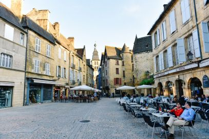 The Old Historic French Town Of Sarlat (16)