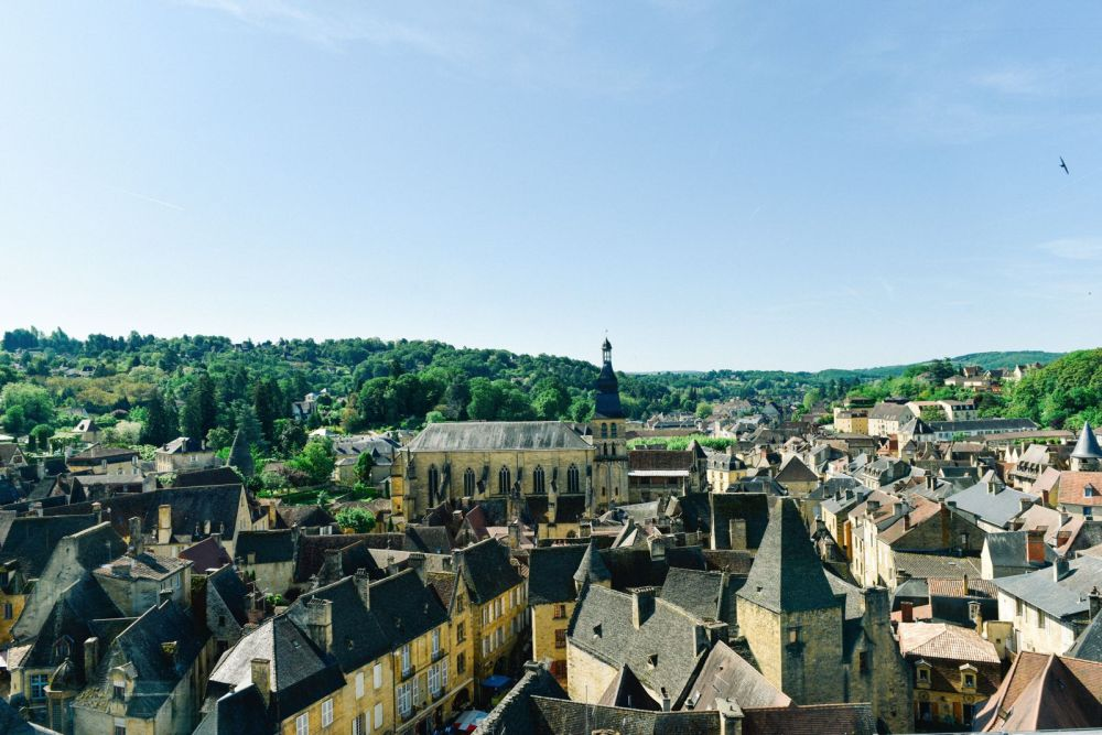 Mornings In The French City Of Sarlat And Afternoons In The Village Of Beaumont-du-Périgord... (13)