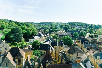 Mornings In The French City Of Sarlat And Afternoons In The Village Of Beaumont-du-Périgord... (14)
