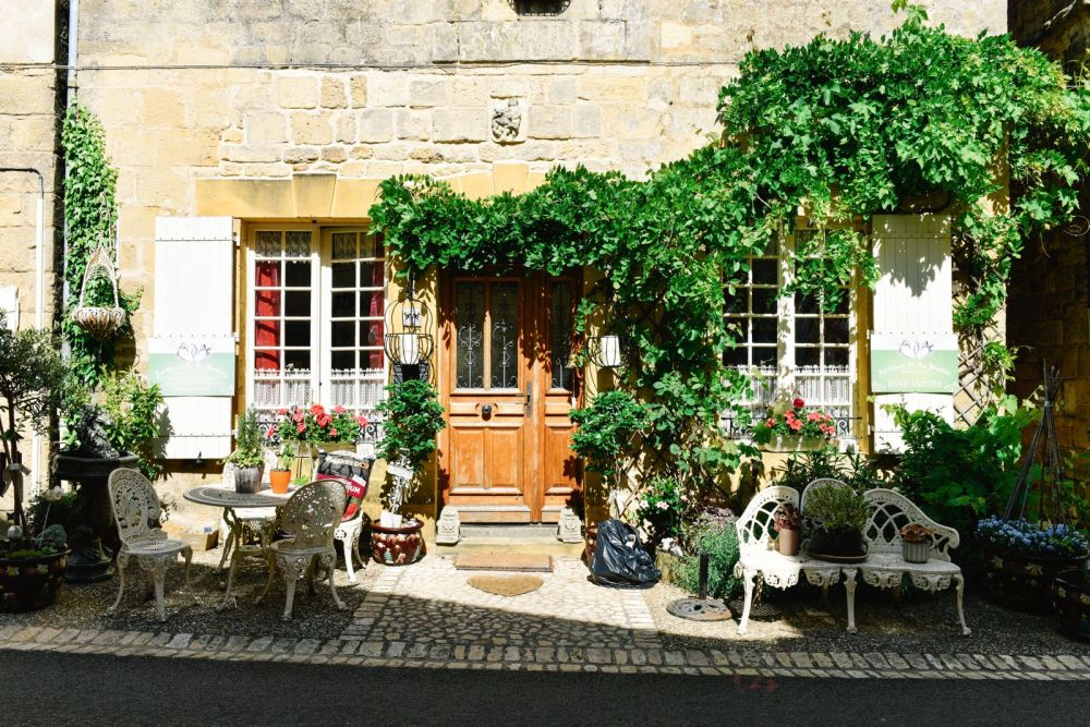 Mornings In The French City Of Sarlat And Afternoons In The Village Of Beaumont-du-Périgord... (64)