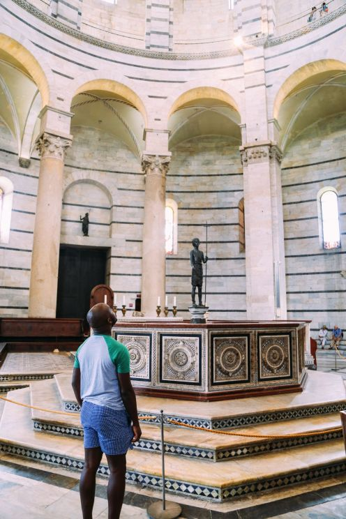 Tuscan Summer Evenings And A Day In Pisa, Italy (17)