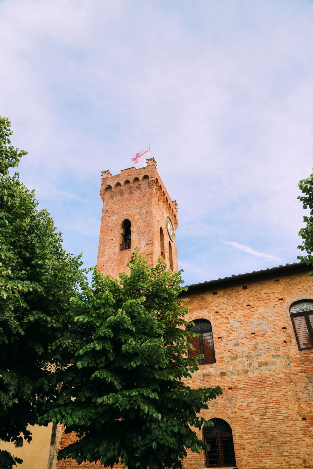 The Beautiful Tuscan Town Of San Miniato, Italy (1)