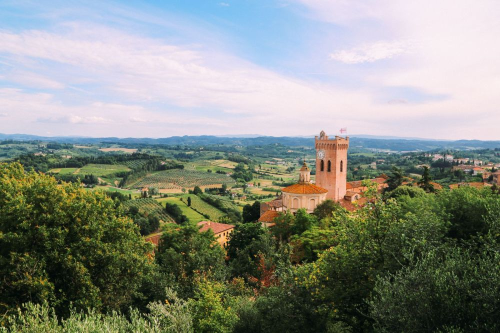 The Beautiful Tuscan Town Of San Miniato, Italy (7)