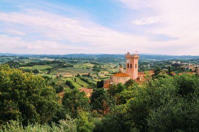 The Beautiful Tuscan Town Of San Miniato, Italy (7)