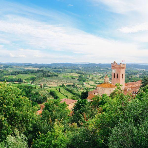 The Beautiful Tuscan Town Of San Miniato, Italy (9)