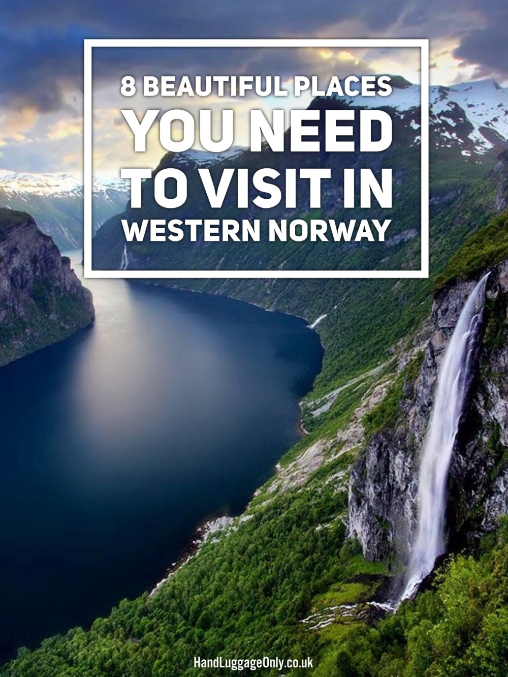 8 Places You Need To Visit In The Beautiful Western Norway