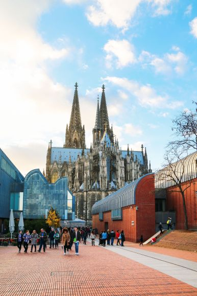 Finding The Best View In Cologne, Germany (34)